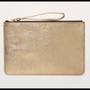 Lululemon Gold Goody Bag